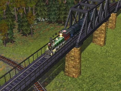 Sid Meier's Railroads! on PC screenshot #1