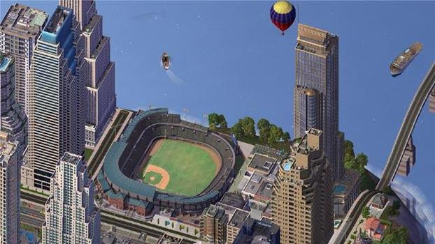 SimCity 4 Deluxe Edition (MAC) on PC screenshot #1