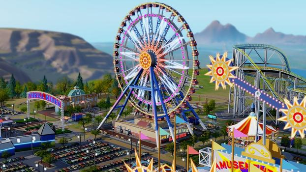 SimCity Amusement Park Pack (NA) on PC screenshot #7
