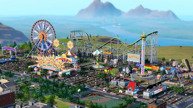 SimCity Amusement Park Pack (NA) on PC screenshot #1
