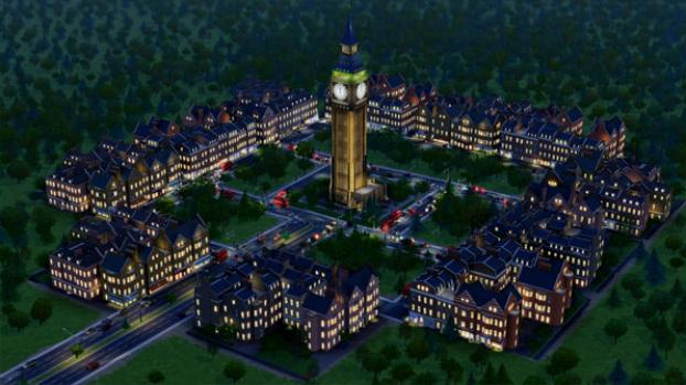 SimCity British City Set (NA) on PC screenshot #1