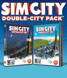 Simcity Double City Pack (NA)