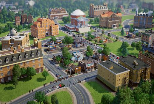 SimCity on PC screenshot #2