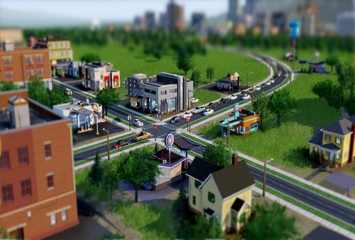 SimCity on PC screenshot #1