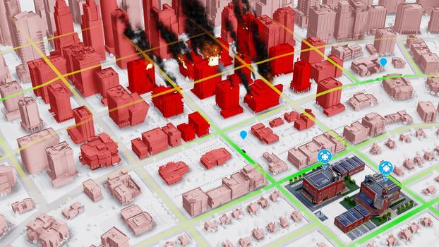 SimCity PLUS Edition (NA) on PC screenshot #1