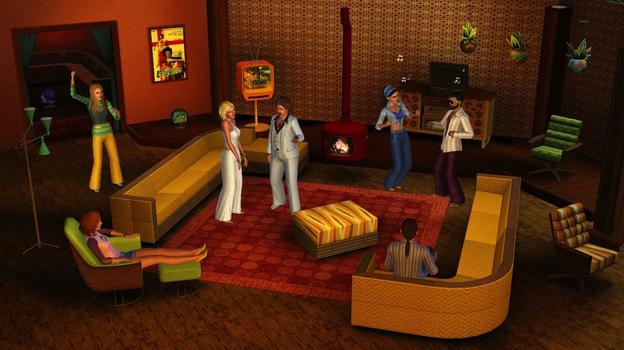 The Sims 3: 70s 80s & 90s Stuff Pack (NA) on PC screenshot #6