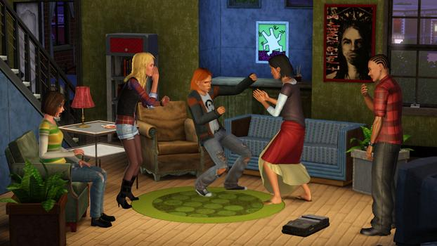 The Sims 3: 70s 80s & 90s Stuff Pack (NA) on PC screenshot #4