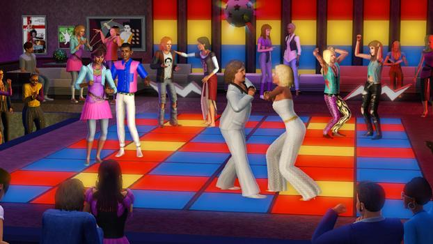 The Sims 3: 70s 80s & 90s Stuff Pack (NA) on PC screenshot #2
