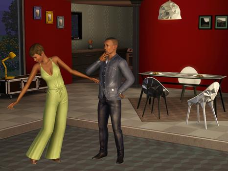 The Sims 3: Diesel Stuff Pack (NA) on PC screenshot #4