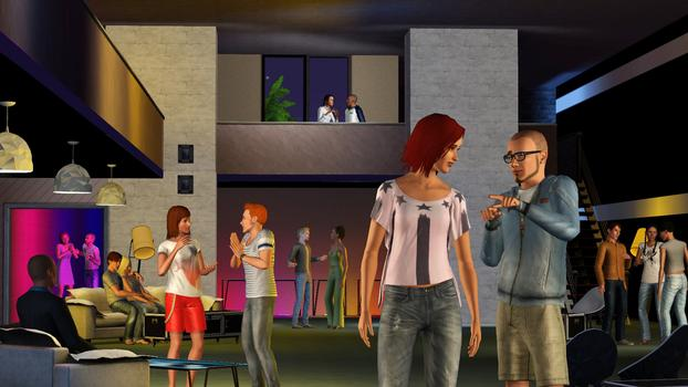 The Sims 3: Diesel Stuff Pack (NA) on PC screenshot #3