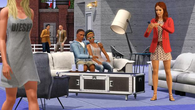 The Sims 3: Diesel Stuff Pack (NA) on PC screenshot #1