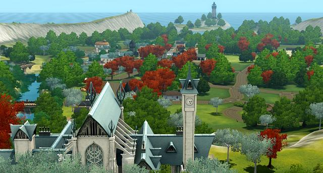 The Sims 3: Dragon Valley (NA) on PC screenshot #5