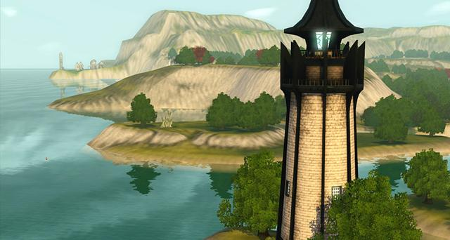 The Sims 3: Dragon Valley (NA) on PC screenshot #4