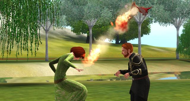 The Sims 3: Dragon Valley (NA) on PC screenshot #3
