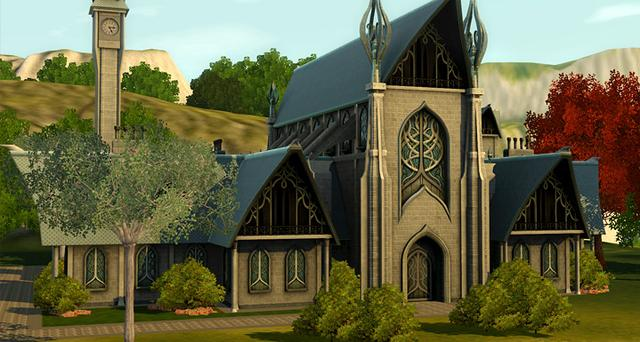 The Sims 3: Dragon Valley (NA) on PC screenshot #2