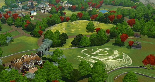 The Sims 3: Dragon Valley (NA) on PC screenshot #1