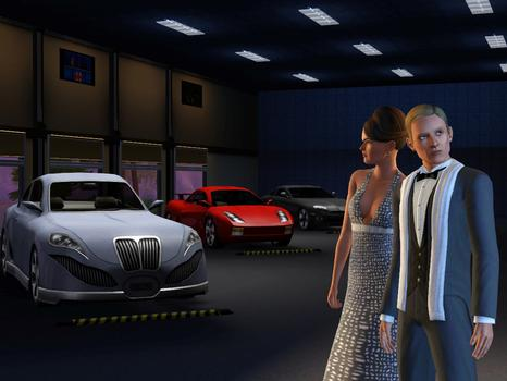 The Sims 3: Fast Lane Stuff (NA) on PC screenshot #5