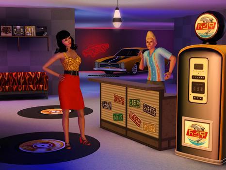 The Sims 3: Fast Lane Stuff (NA) on PC screenshot #4