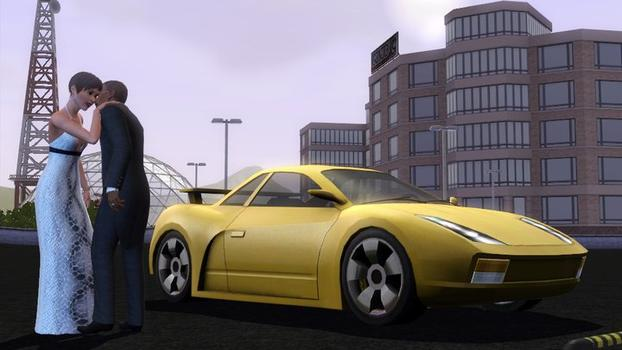 The Sims 3: Fast Lane Stuff (NA) on PC screenshot #2