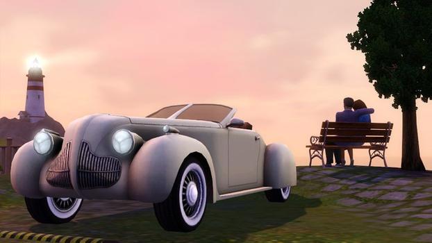 The Sims 3: Fast Lane Stuff (NA) on PC screenshot #1
