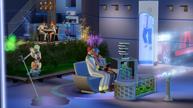 The Sims 3: Into the Future (NA) on PC screenshot #4