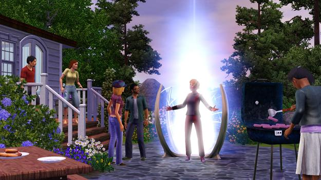 The Sims 3: Into the Future (NA) on PC screenshot #3