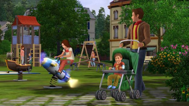 The Sims 3: Generations (NA) on PC screenshot #2