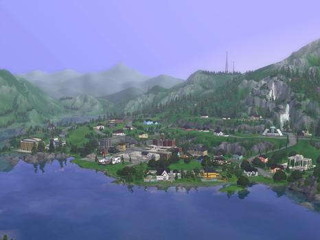 The Sims 3: Hidden Springs (NA) on PC screenshot #6