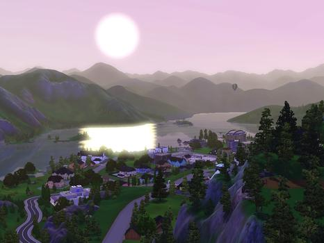 The Sims 3: Hidden Springs (NA) on PC screenshot #2