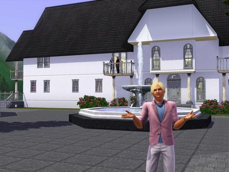 The Sims 3: Hidden Springs (NA) on PC screenshot #1