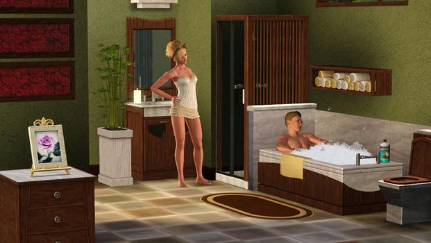 The Sims 3: Master Suite Stuff (NA) on PC screenshot #2