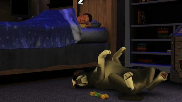 The Sims 3 Plus Pets (NA) on PC screenshot #4