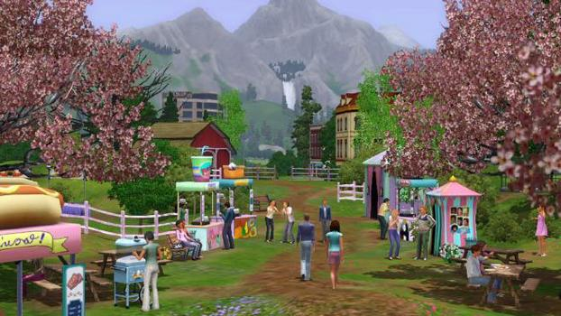 The Sims 3 Plus Seasons (NA) on PC screenshot #4