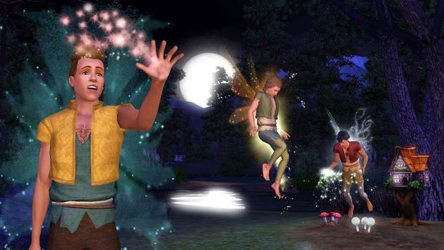The Sims 3 Plus Supernatural (NA) on PC screenshot #2