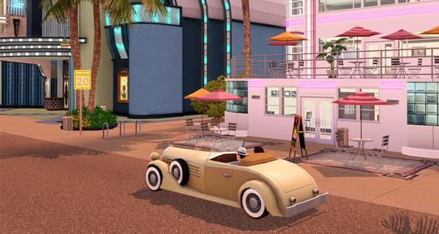 The Sims 3: Roaring World Heights (NA) on PC screenshot #1