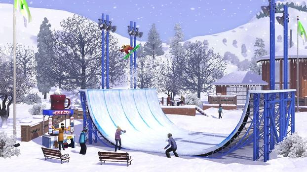 The Sims 3: Seasons (NA) on PC screenshot #5