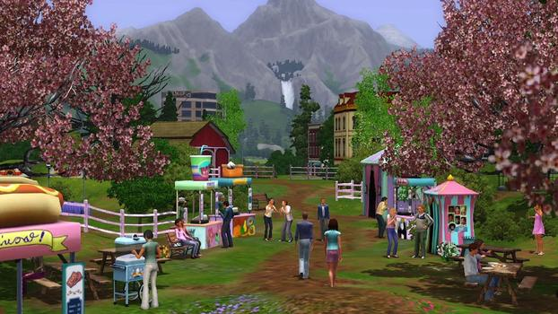 The Sims 3: Seasons (NA) on PC screenshot #4