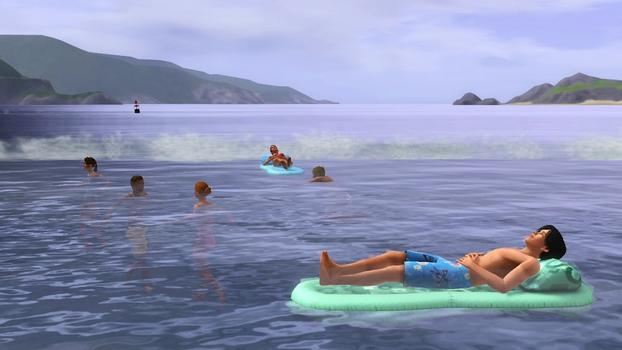 The Sims 3: Seasons (NA) on PC screenshot #3