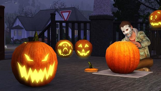 The Sims 3: Seasons (NA) on PC screenshot #2