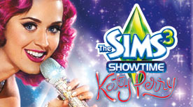 The Sims 3 Showtime  Katy Perry Collectors Edition (NA)