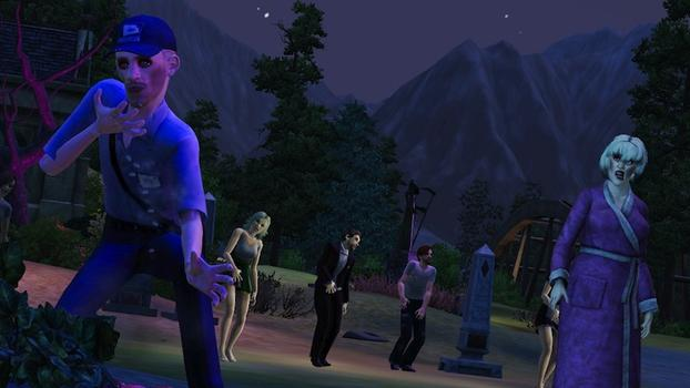 The Sims 3: Supernatural (NA) on PC screenshot #5