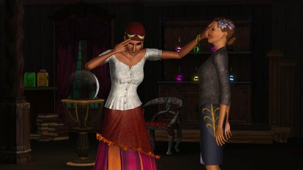 The Sims 3: Supernatural (NA) on PC screenshot #3