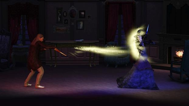 The Sims 3: Supernatural (NA) on PC screenshot #1