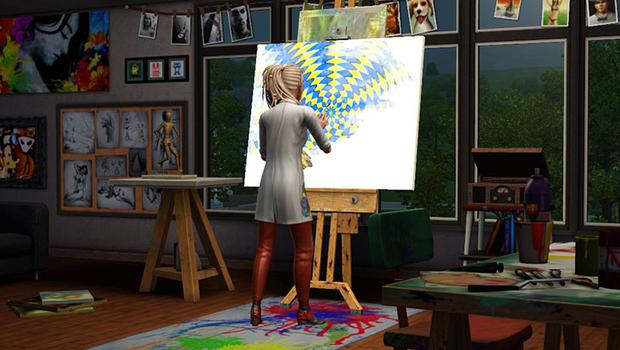 The Sims 3: University Life (NA) on PC screenshot #5