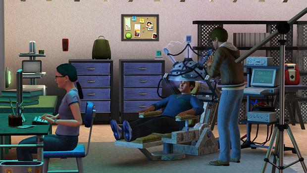 The Sims 3: University Life (NA) on PC screenshot #4