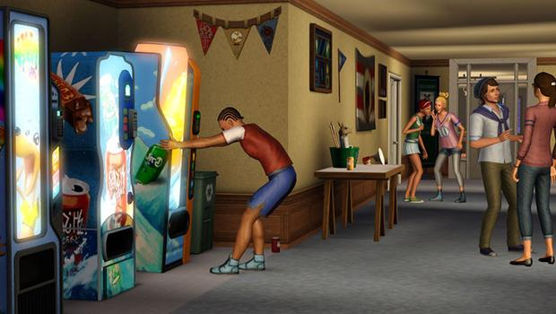 The Sims 3: University Life (NA) on PC screenshot #3