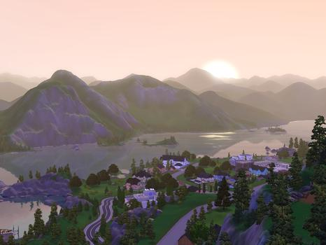 The Sims 3: Worlds Bundle (NA) on PC screenshot #2