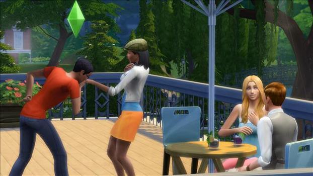 The Sims 4 (NA) on PC screenshot #9
