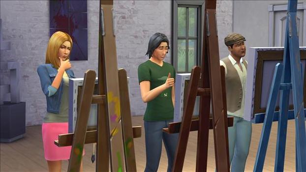 The Sims 4 (NA) on PC screenshot #7
