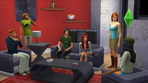 The Sims 4 (NA) on PC screenshot #5